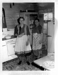 Edna and Charlotte Carder
